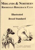 Illustrated Breed Standard - Front