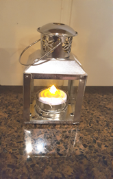 Mini Lantern with led Candle